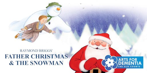 Dementia Friendly Screening: Raymond Briggs' Father Christmas & The Snowman