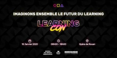Learning Con : Conférences sur l'avenir de l'éducation billets