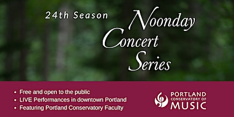 Noonday Concert Series: Keith Crook tickets