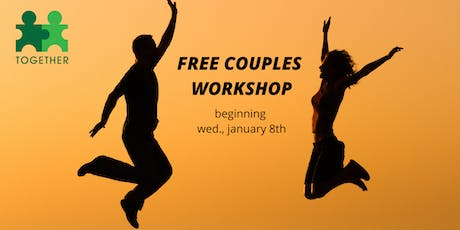TOGETHER Program Workshop Session 1 of 6 - PGCC Wednesdays (Jan. 8th) tickets