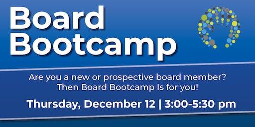 Board Bootcamp