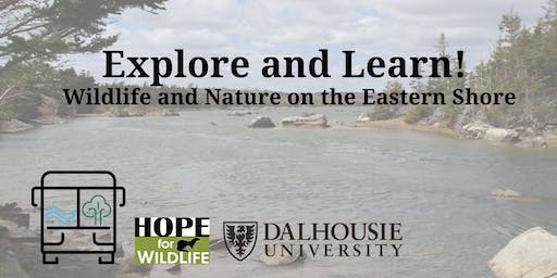 Alt. R.N. Explore and Learn! Wildlife and Nature on the Eastern Shore