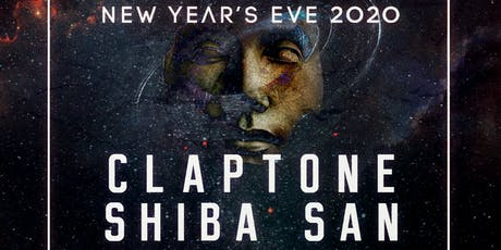 New Year's Eve Time + Space 2020 ft. Claptone and Shiba San tickets