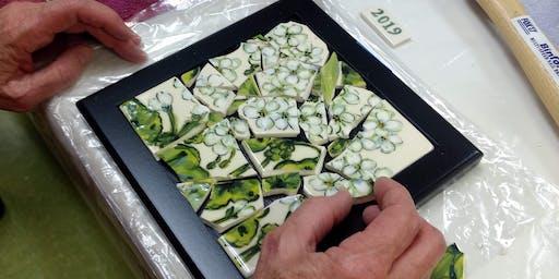 Mosaic Trivet Class