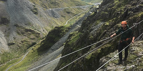 Via Ferrata (Transport from Manchester) tickets