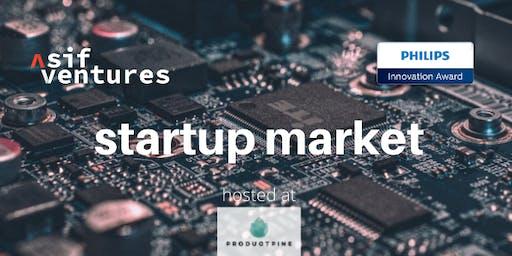 ASIF Ventures x Philips Innovation Award - Startup Market