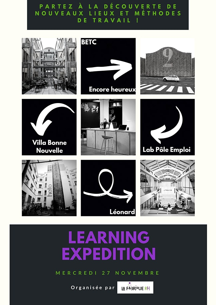 Image pour Learning expedition
