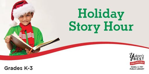 Holiday Story Hour (K-3rd)