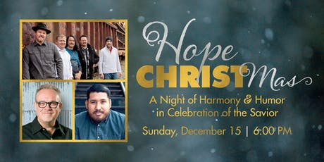 Hope Christmas Concert tickets
