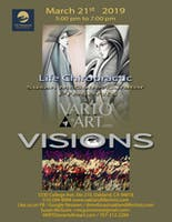 Art Opening: Varto Fine Arts Presents Visions @ Life Chiropractic