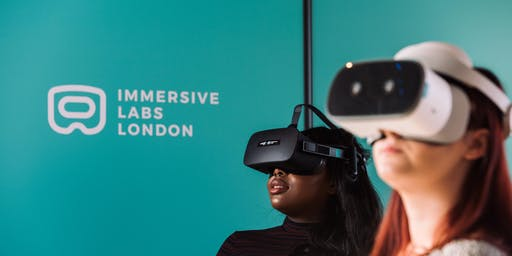 Immersive Lab open house - an insight into VR, AR and MR technology