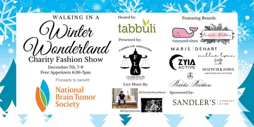 Walking in a Winter Wonderland Charity Fashion Show
