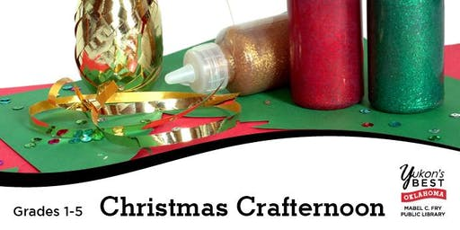 Christmas Crafternoon (Grades 1 - 5)