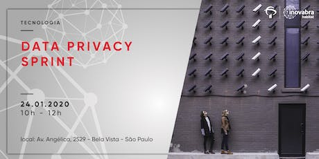 Data Privacy Sprint ingressos