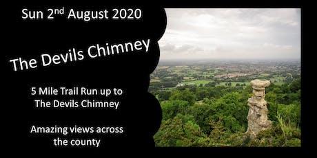 Devils Chimney Run tickets
