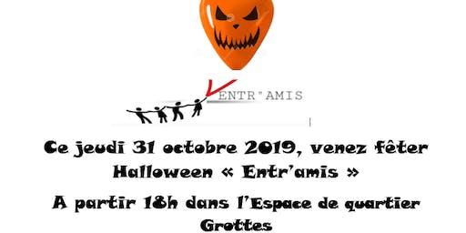 """Rencontre d'halloween """"Entr'Amis"""""""