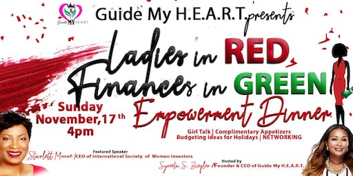 Ladies in Red, Finances in Green