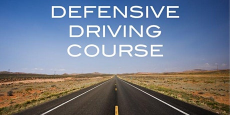 Defensive Driving Course tickets