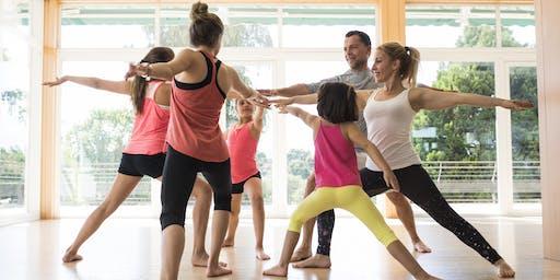 Curso de Profesor de Yoga para Niños  Badalona