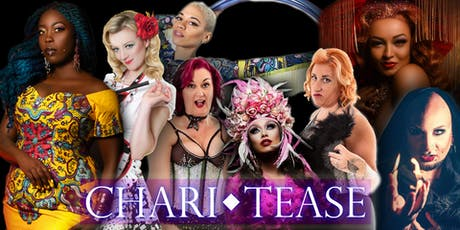 Chari-Tease tickets