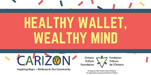 Healthy Wallet, Wealthy Mind; Ontario Trillium Foundation Recognition Event