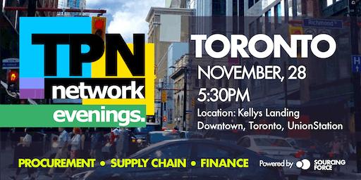 Toronto Procurement Network