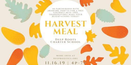 Harvest Meal @ DRCS 2019