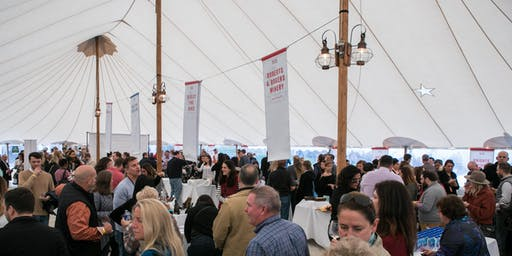 12th Annual Grand Tasting Winemaker's Tables - Past