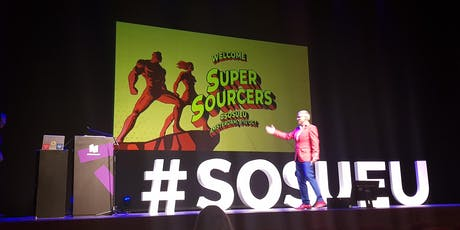 Super Sourcers in Amsterdam: Our favourite hacks from sourcing conference tickets