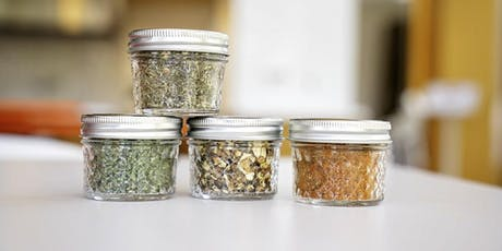 DIY Holiday Gifts: Spice Blends tickets