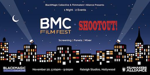 BMC Film Fest + SHOOTOUT!