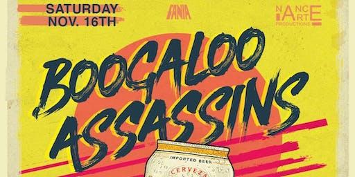Boogaloo Assassins + DJ Boogaloo Sound System