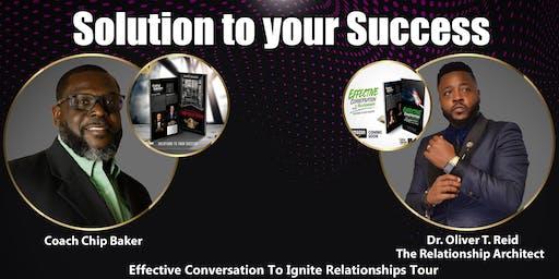 Effective Conversation To Ignite Relationships Tour- Houston