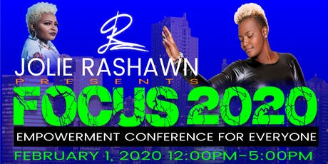FOCUS 2020 Empowerment Conference for Everyone tickets