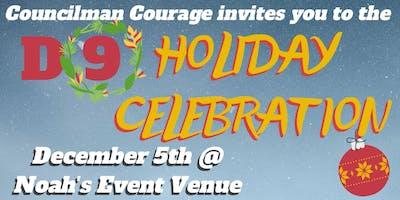 D9 Holiday Celebration