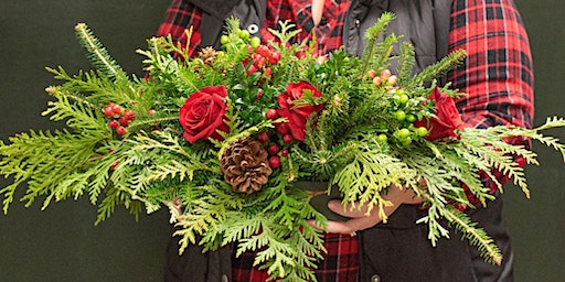Holiday Centerpiece Workshop - Fair Oaks