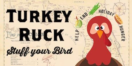 Stuff Your Bird, Turkey Ruck tickets