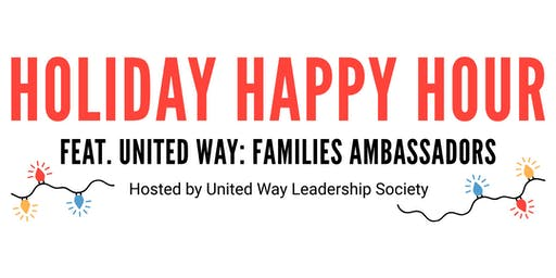 Holiday Happy Hour featuring UW Ambassadors