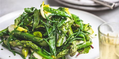 Spring Veg Cookery Demo tickets