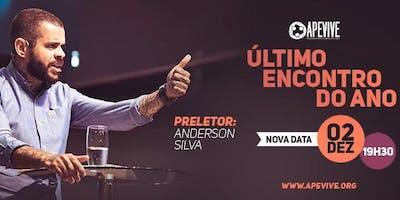 Encontro de Lideres com Pr. Anderson Silva