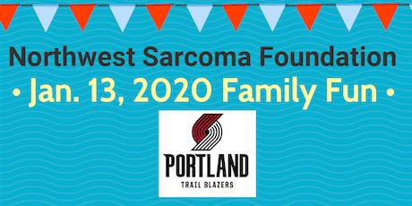 Northwest Sarcoma Foundation - Oregon Family Fun - Basketball game tickets