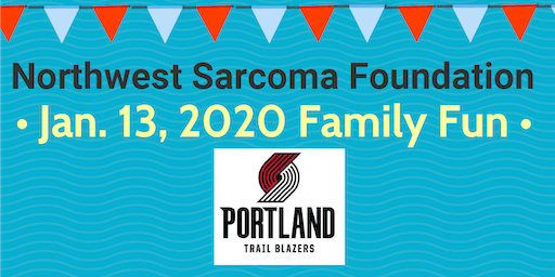 Northwest Sarcoma Foundation - Oregon Family Fun - Basketball game