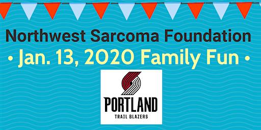 Northwest Sarcoma Foundation - Oregon Family Fun - Basketball game