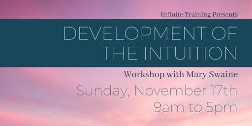 Development of the Intuition