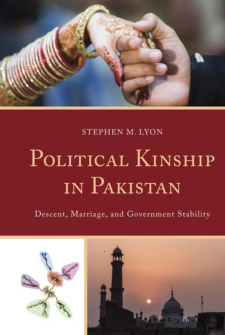Book Launch - Political Kinship in Pakistan image