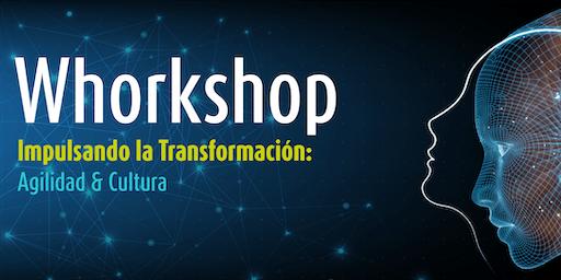 Workshop Impulsando la Transformación: Agilidad & Cultura