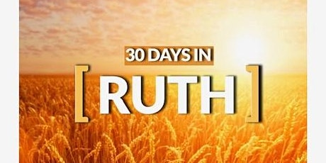 Bible Month Training Day - 'Ruth' tickets