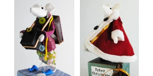 Textile Mouse Making Workshop with Kathryn Ashcroft