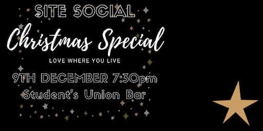 Christmas Site Social