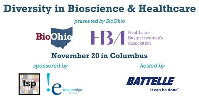 Diversity in Bio & Healthcare: Future of Healthcare hosted by Battelle